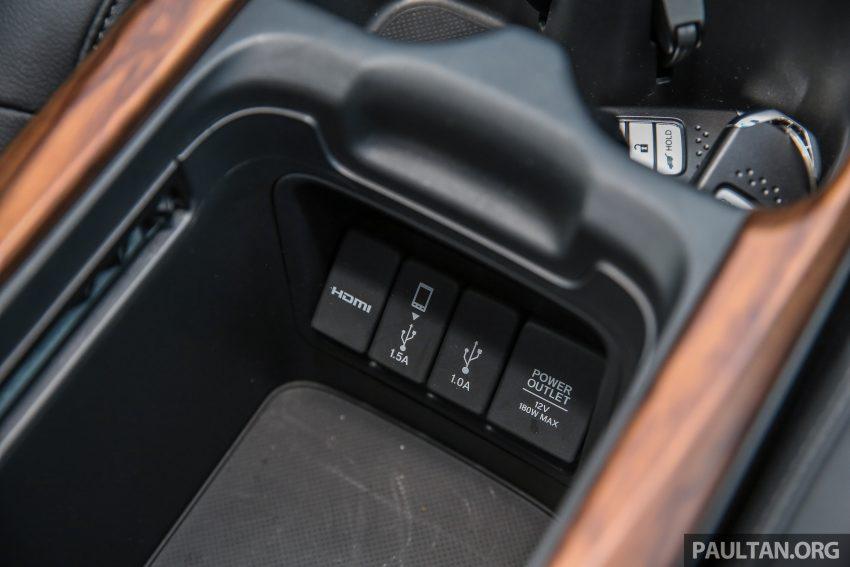 五代 Honda CR-V 本地正式发布,分成4个等级、自然进气与涡轮引擎,统一五人座,售价介于RM142K至RM168K。 Image #34899