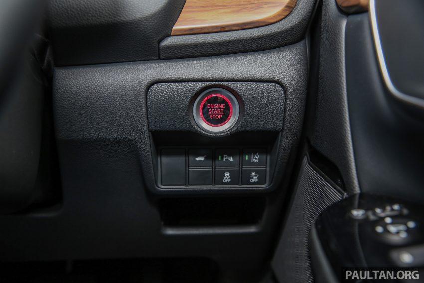 五代 Honda CR-V 本地正式发布,分成4个等级、自然进气与涡轮引擎,统一五人座,售价介于RM142K至RM168K。 Image #34903