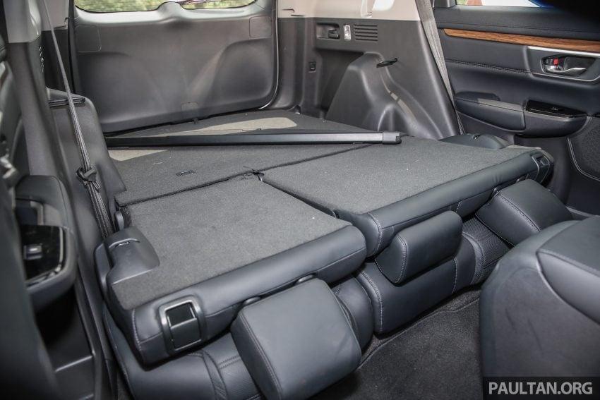 五代 Honda CR-V 本地正式发布,分成4个等级、自然进气与涡轮引擎,统一五人座,售价介于RM142K至RM168K。 Image #34914