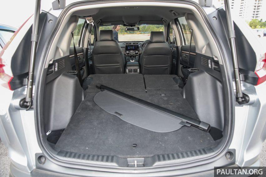 五代 Honda CR-V 本地正式发布,分成4个等级、自然进气与涡轮引擎,统一五人座,售价介于RM142K至RM168K。 Image #34919