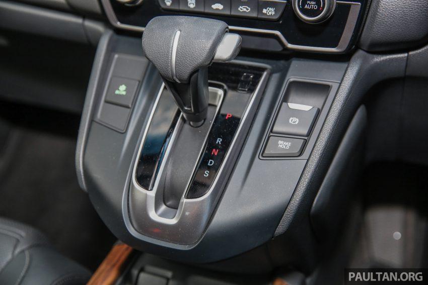 五代 Honda CR-V 本地正式发布,分成4个等级、自然进气与涡轮引擎,统一五人座,售价介于RM142K至RM168K。 Image #34894