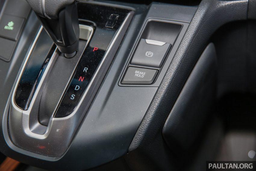 五代 Honda CR-V 本地正式发布,分成4个等级、自然进气与涡轮引擎,统一五人座,售价介于RM142K至RM168K。 Image #34896