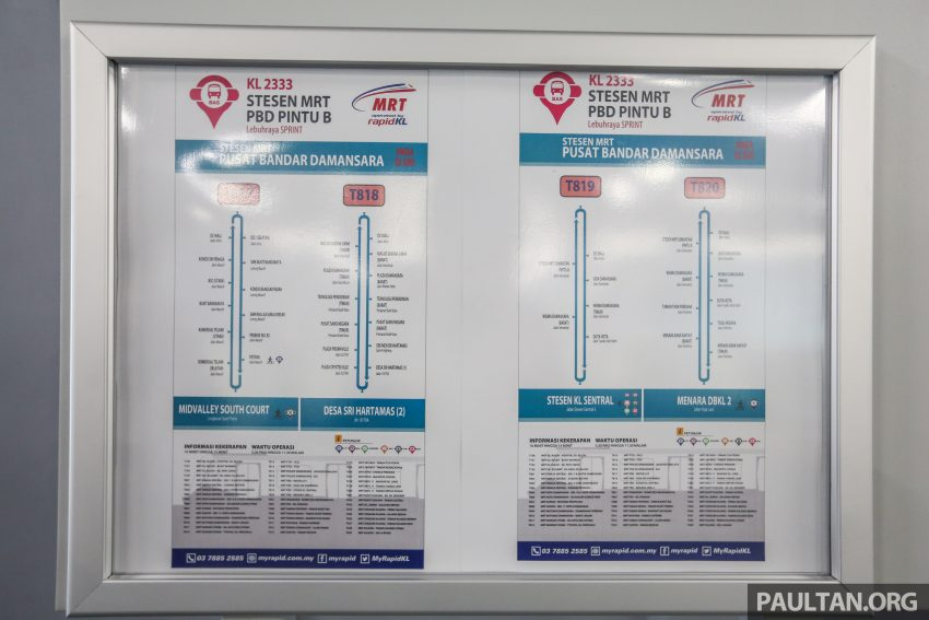 Sg Buloh-Kajang 次阶 MRT 下周全线开通, 全长51公里。 Image #35007