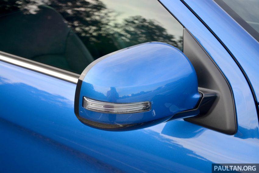试驾: Mitsubishi ASX,车型久远但性价比依然值得考虑。 Image #35171