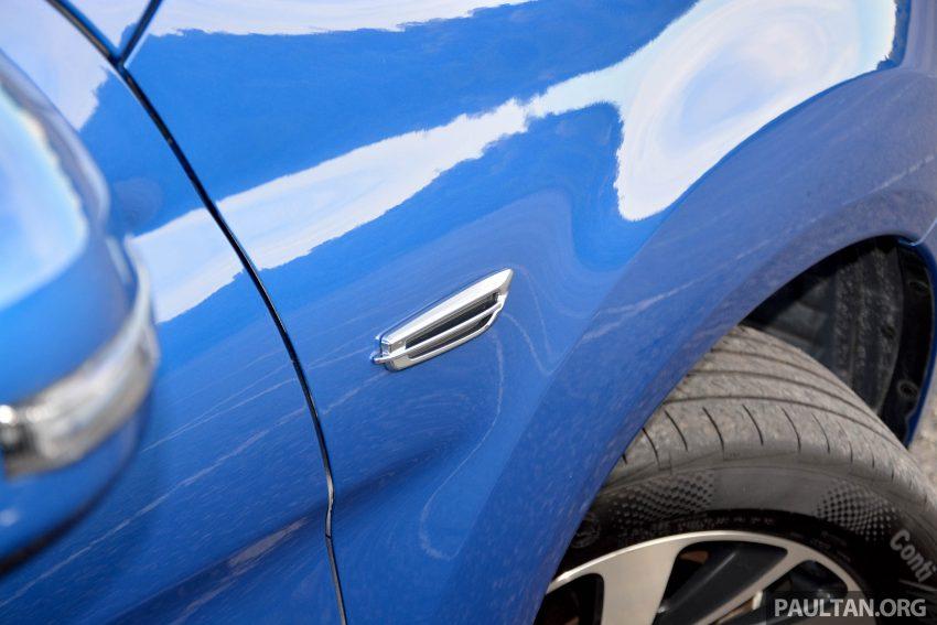 试驾: Mitsubishi ASX,车型久远但性价比依然值得考虑。 Image #35191