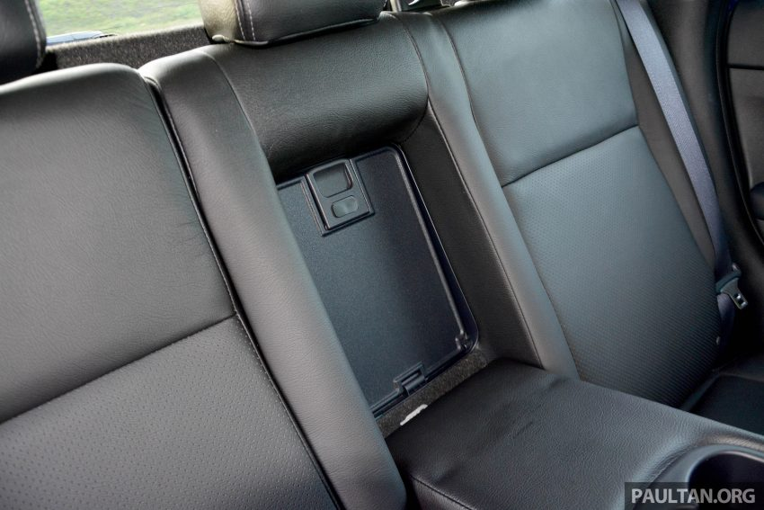 试驾: Mitsubishi ASX,车型久远但性价比依然值得考虑。 Image #35203