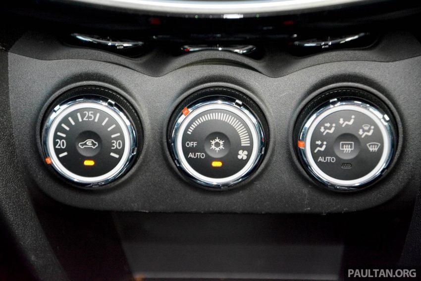 试驾: Mitsubishi ASX,车型久远但性价比依然值得考虑。 Image #35208