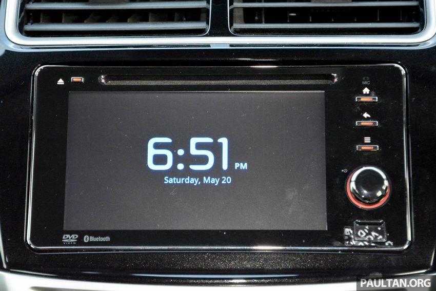 试驾: Mitsubishi ASX,车型久远但性价比依然值得考虑。 Image #35210