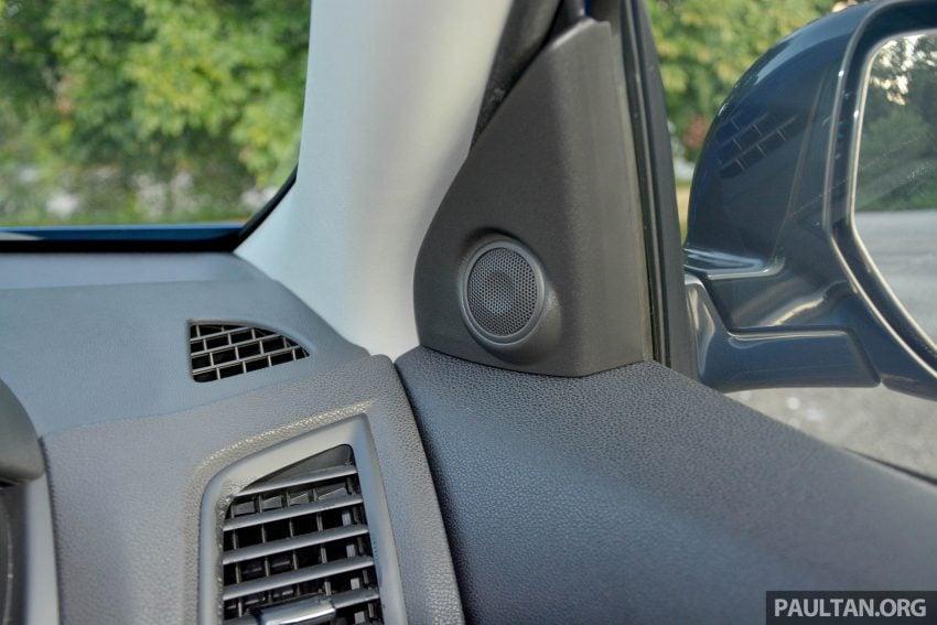 试驾: Mitsubishi ASX,车型久远但性价比依然值得考虑。 Image #35227