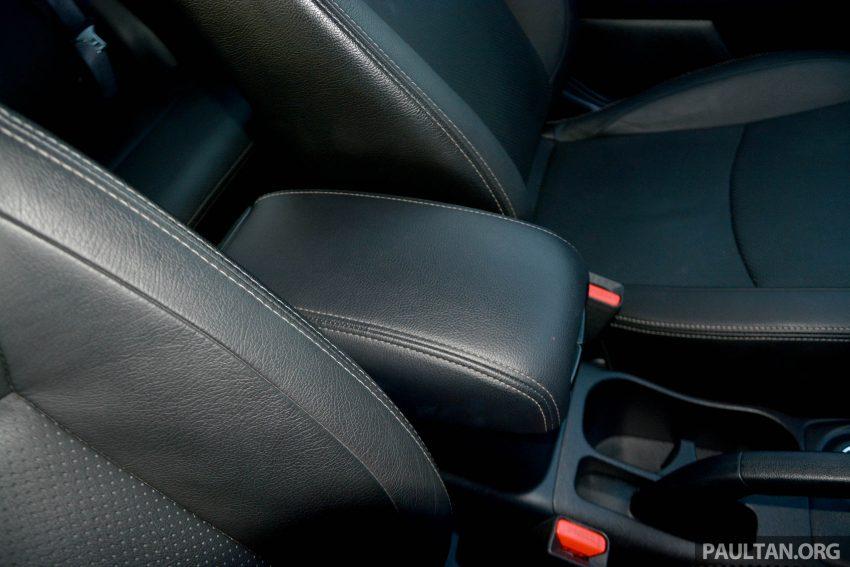 试驾: Mitsubishi ASX,车型久远但性价比依然值得考虑。 Image #35228