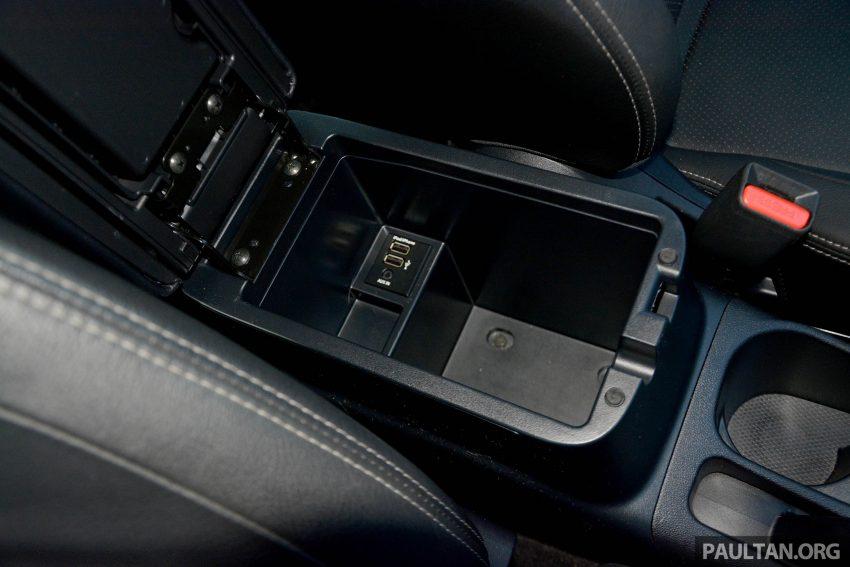 试驾: Mitsubishi ASX,车型久远但性价比依然值得考虑。 Image #35230