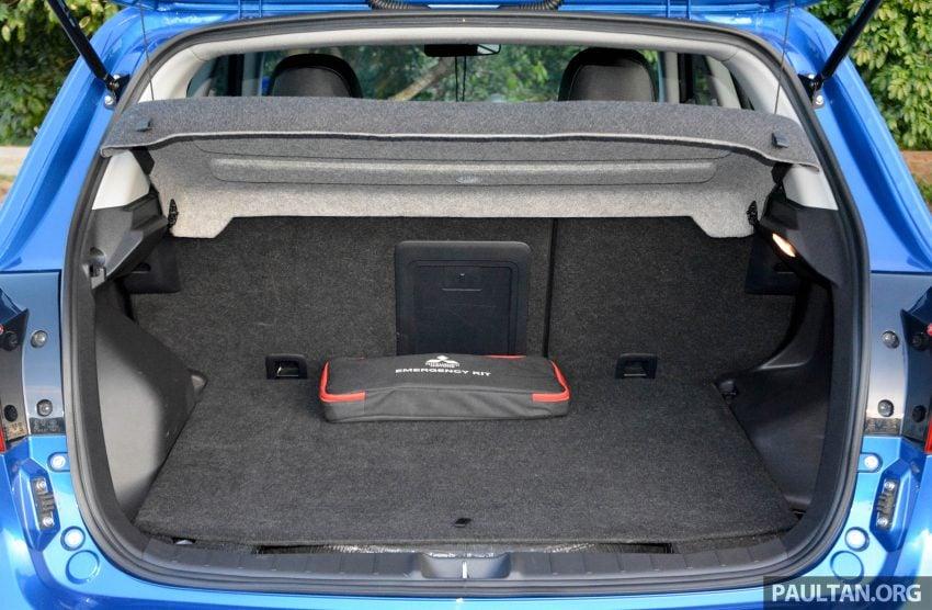试驾: Mitsubishi ASX,车型久远但性价比依然值得考虑。 Image #35237