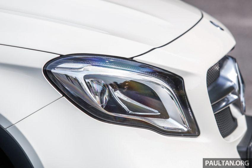 试驾:Mercedes-AMG GLA 45, 低调热血, 地表最强钢炮 ! Image #40026