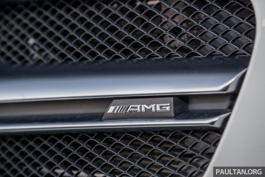 试驾:Mercedes-AMG GLA 45, 低调热血, 地表最强钢炮 ! Image #40031