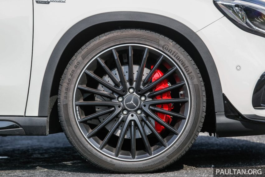 试驾:Mercedes-AMG GLA 45, 低调热血, 地表最强钢炮 ! Image #40032