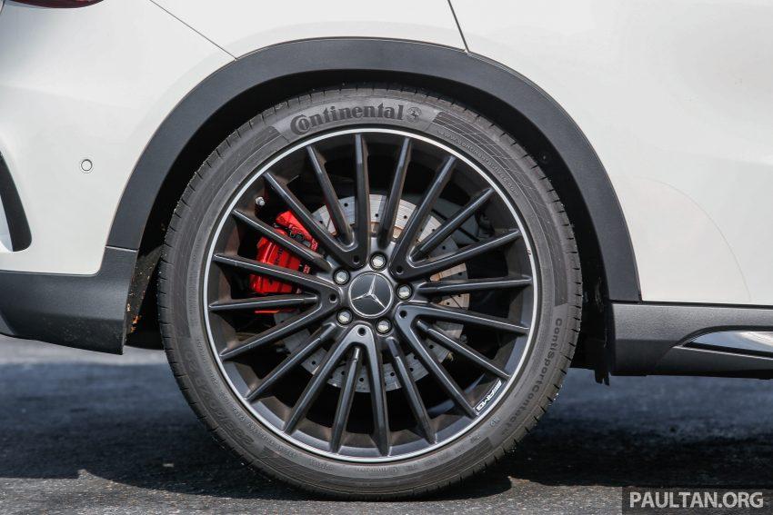试驾:Mercedes-AMG GLA 45, 低调热血, 地表最强钢炮 ! Image #40033