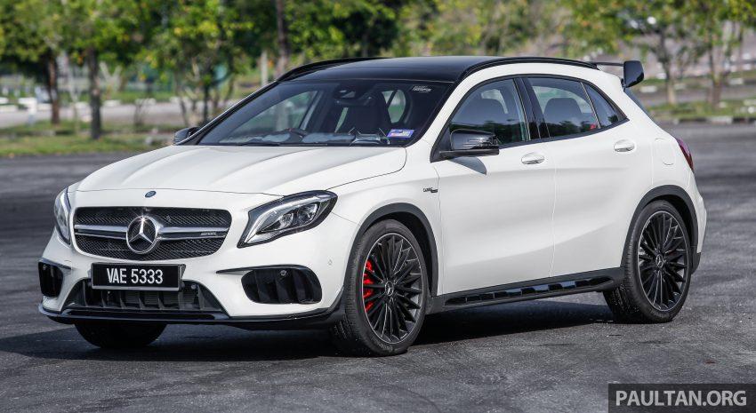 试驾:Mercedes-AMG GLA 45, 低调热血, 地表最强钢炮 ! Image #40010