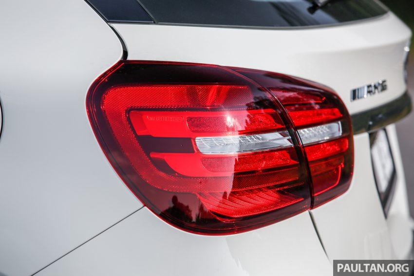 试驾:Mercedes-AMG GLA 45, 低调热血, 地表最强钢炮 ! Image #40044