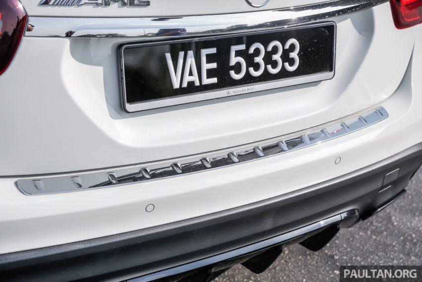 试驾:Mercedes-AMG GLA 45, 低调热血, 地表最强钢炮 ! Image #40049