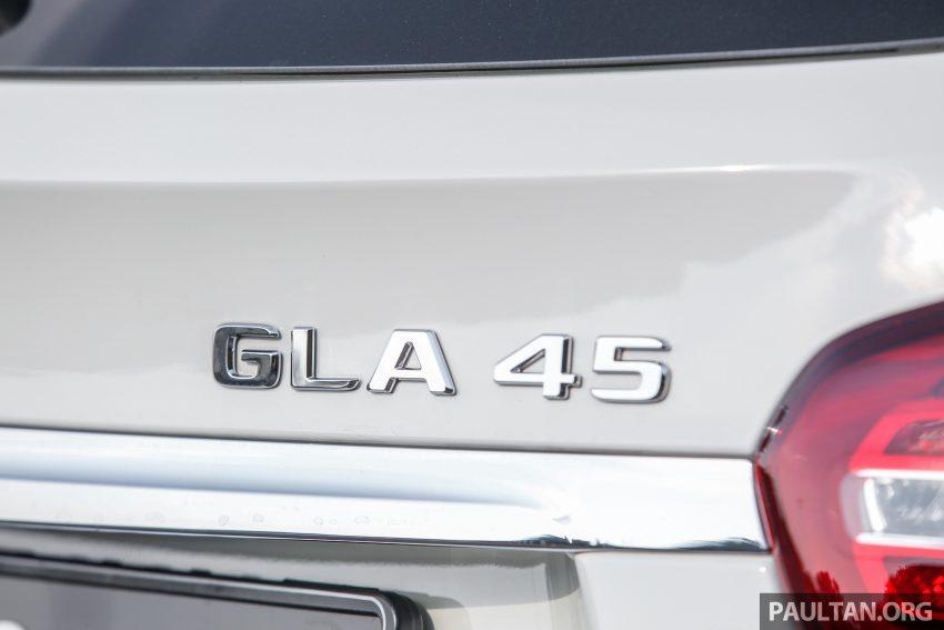试驾:Mercedes-AMG GLA 45, 低调热血, 地表最强钢炮 ! Image #40052