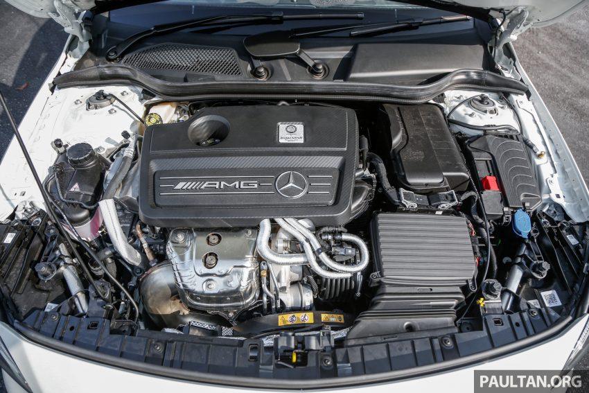 试驾:Mercedes-AMG GLA 45, 低调热血, 地表最强钢炮 ! Image #40053