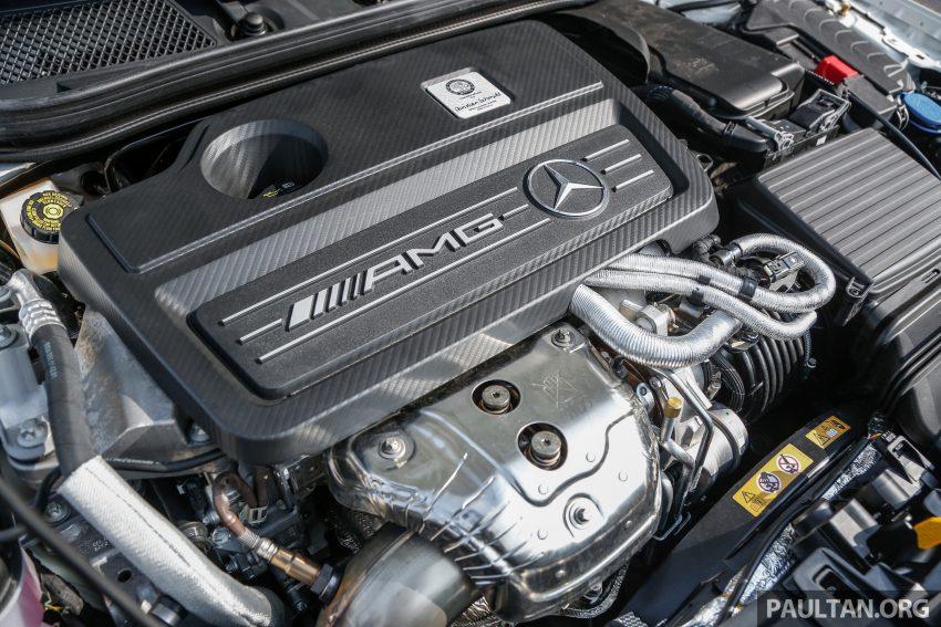 试驾:Mercedes-AMG GLA 45, 低调热血, 地表最强钢炮 ! Image #40054