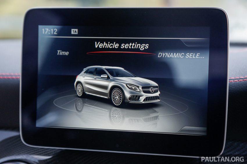 试驾:Mercedes-AMG GLA 45, 低调热血, 地表最强钢炮 ! Image #40064