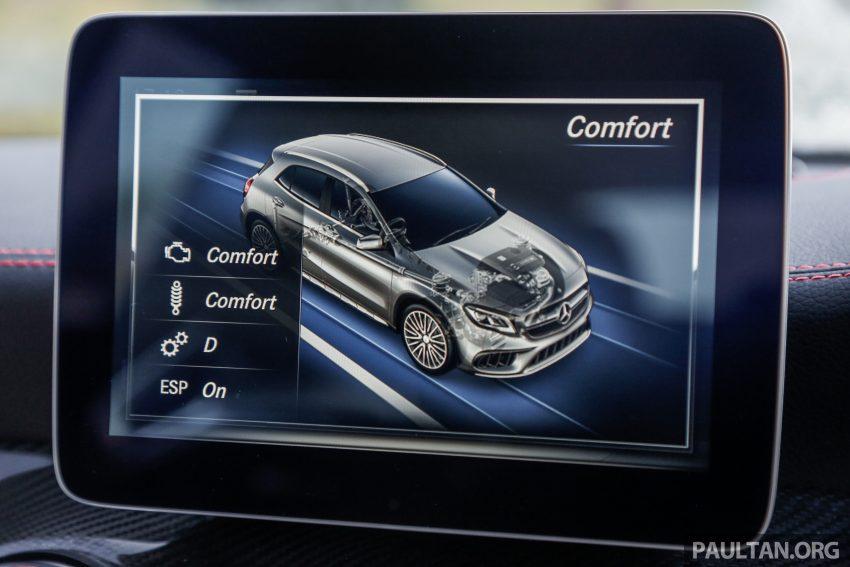 试驾:Mercedes-AMG GLA 45, 低调热血, 地表最强钢炮 ! Image #40067