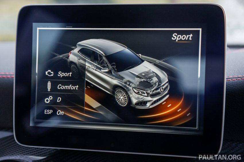 试驾:Mercedes-AMG GLA 45, 低调热血, 地表最强钢炮 ! Image #40068