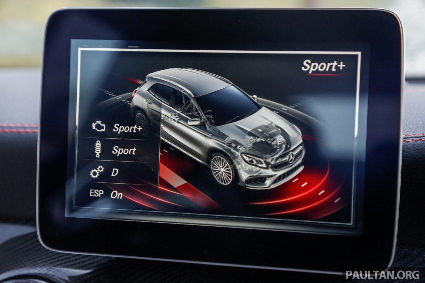 试驾:Mercedes-AMG GLA 45, 低调热血, 地表最强钢炮 ! Image #40069