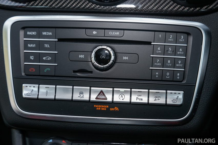 试驾:Mercedes-AMG GLA 45, 低调热血, 地表最强钢炮 ! Image #40071