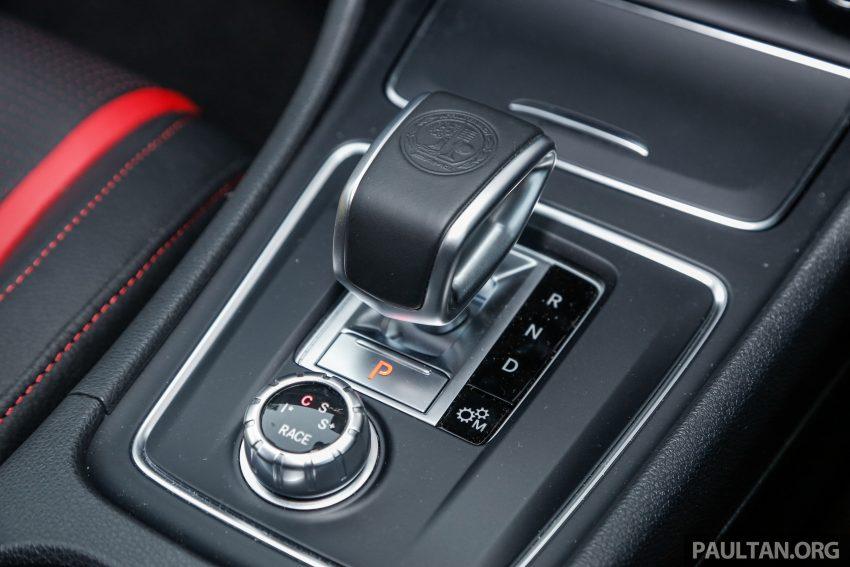 试驾:Mercedes-AMG GLA 45, 低调热血, 地表最强钢炮 ! Image #40073