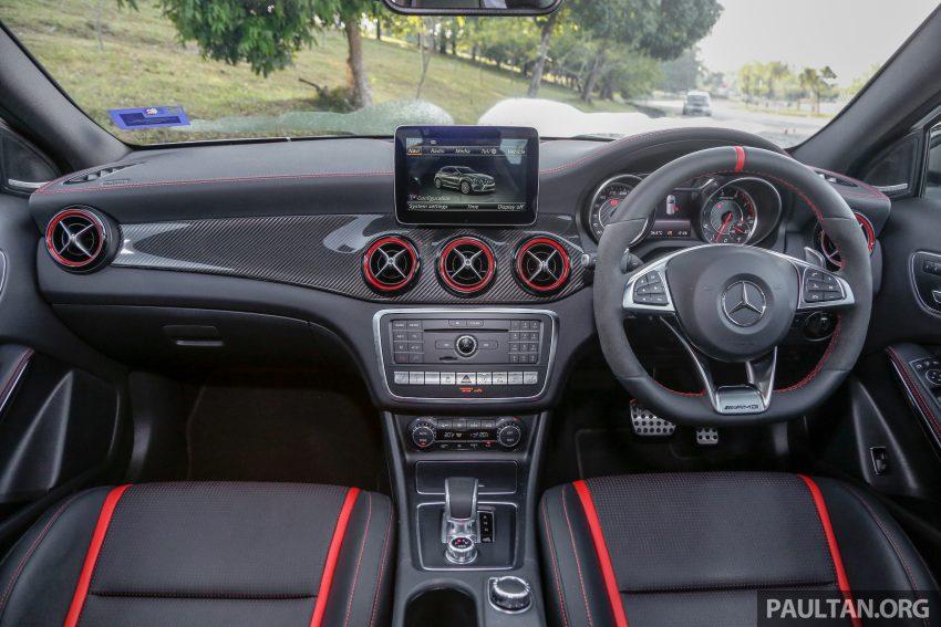 试驾:Mercedes-AMG GLA 45, 低调热血, 地表最强钢炮 ! Image #40056