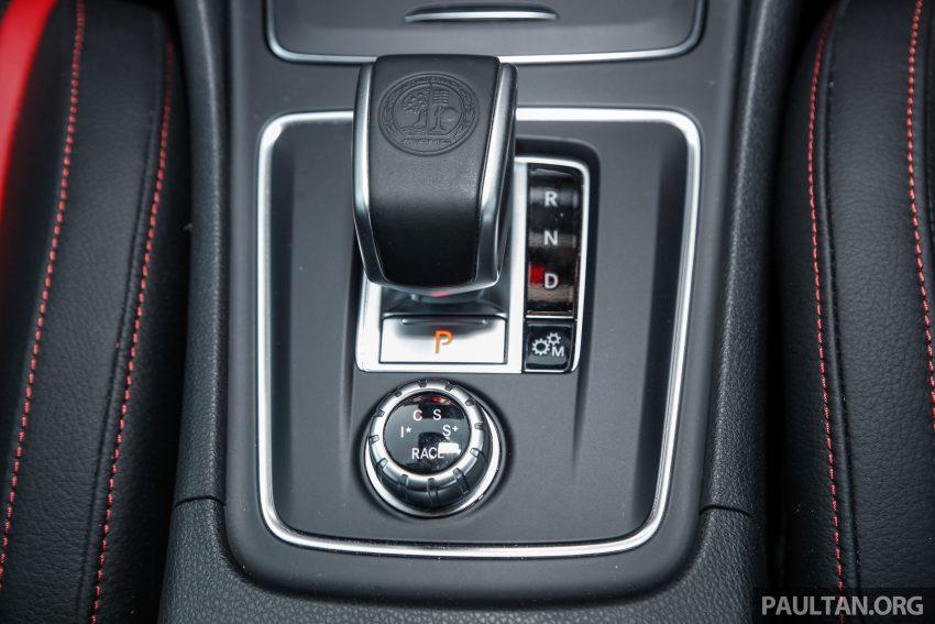 试驾:Mercedes-AMG GLA 45, 低调热血, 地表最强钢炮 ! Image #40074