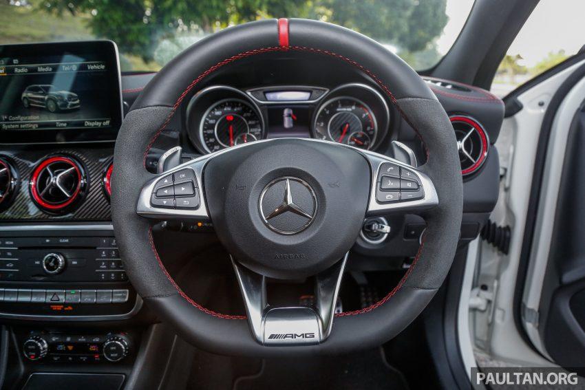 试驾:Mercedes-AMG GLA 45, 低调热血, 地表最强钢炮 ! Image #40057
