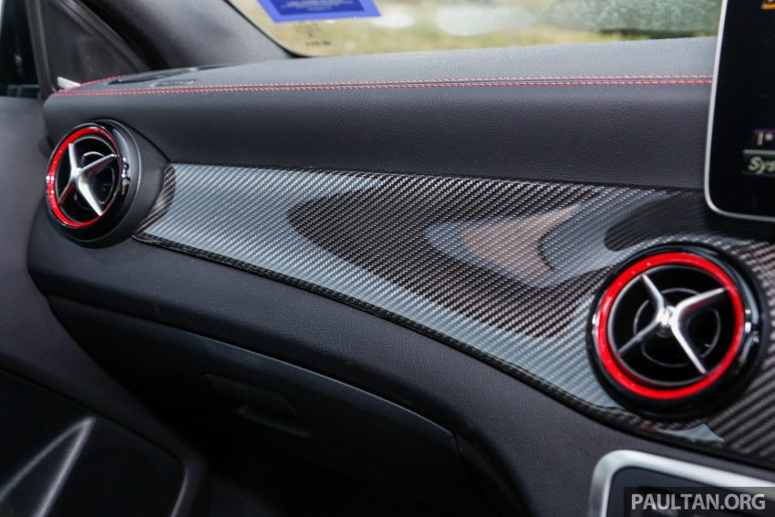 试驾:Mercedes-AMG GLA 45, 低调热血, 地表最强钢炮 ! Image #40084