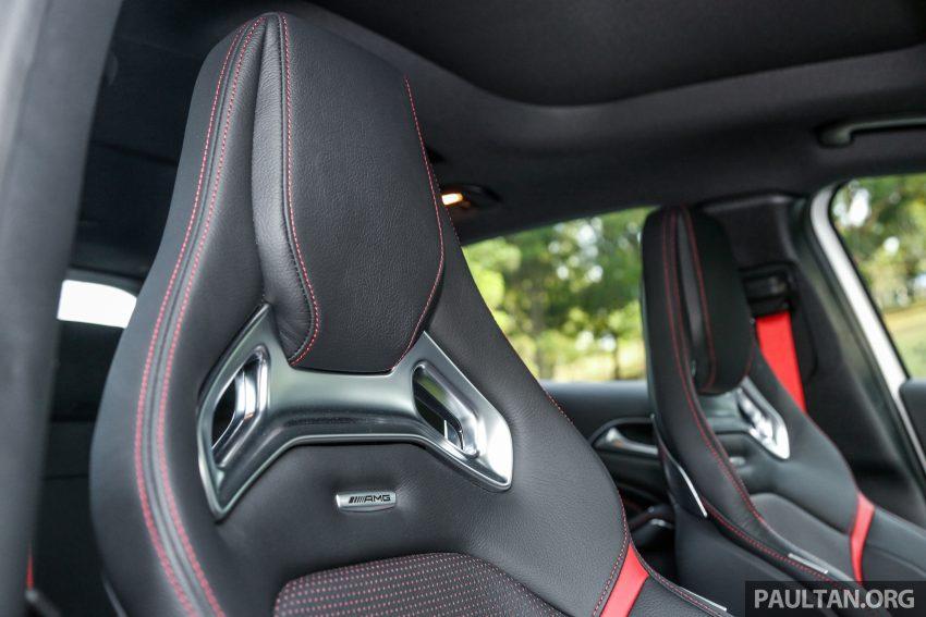 试驾:Mercedes-AMG GLA 45, 低调热血, 地表最强钢炮 ! Image #40103