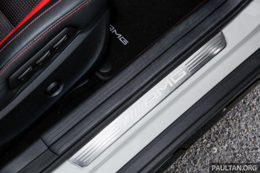 试驾:Mercedes-AMG GLA 45, 低调热血, 地表最强钢炮 ! Image #40106