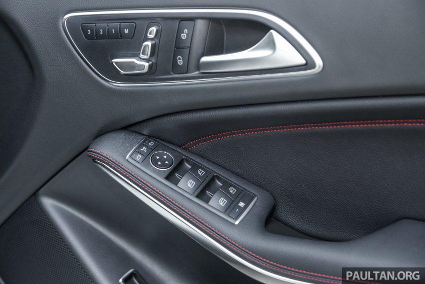 试驾:Mercedes-AMG GLA 45, 低调热血, 地表最强钢炮 ! Image #40108