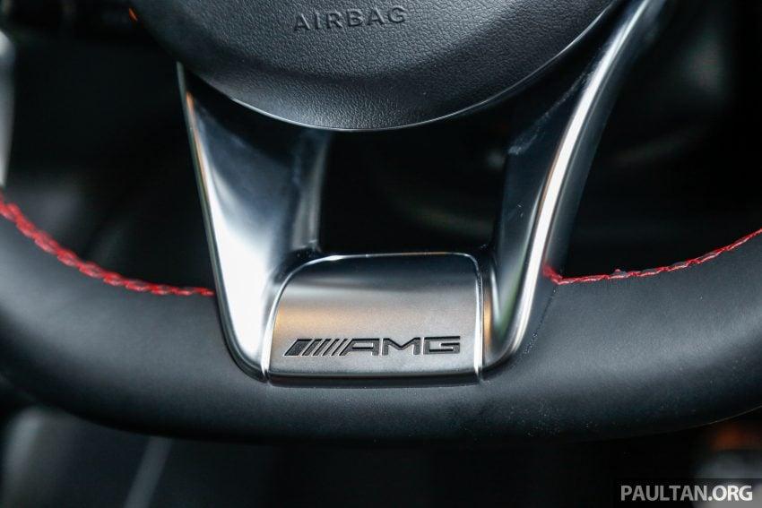试驾:Mercedes-AMG GLA 45, 低调热血, 地表最强钢炮 ! Image #40060