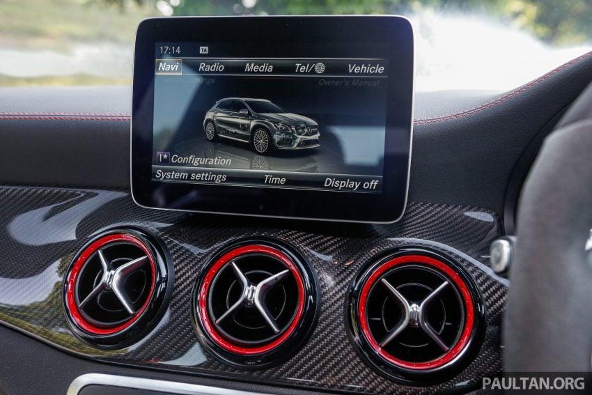 试驾:Mercedes-AMG GLA 45, 低调热血, 地表最强钢炮 ! Image #40063