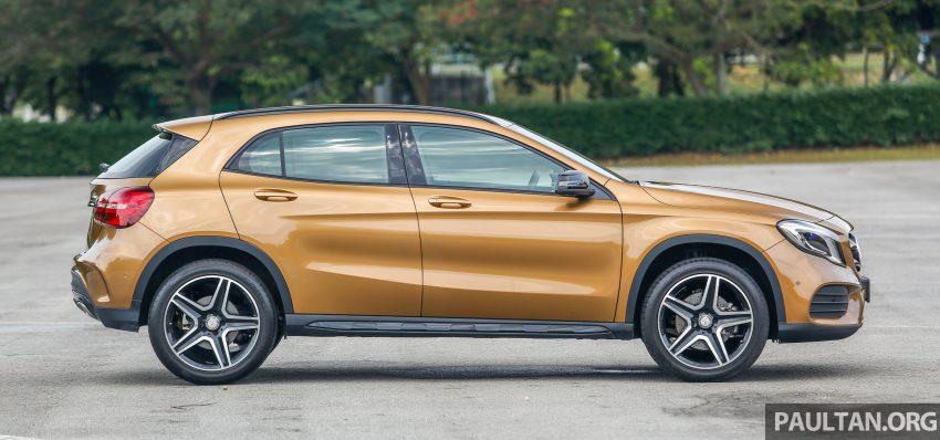 试驾:Mercedes-Benz GLA 250 AMG Line,年轻热血! Image #38474