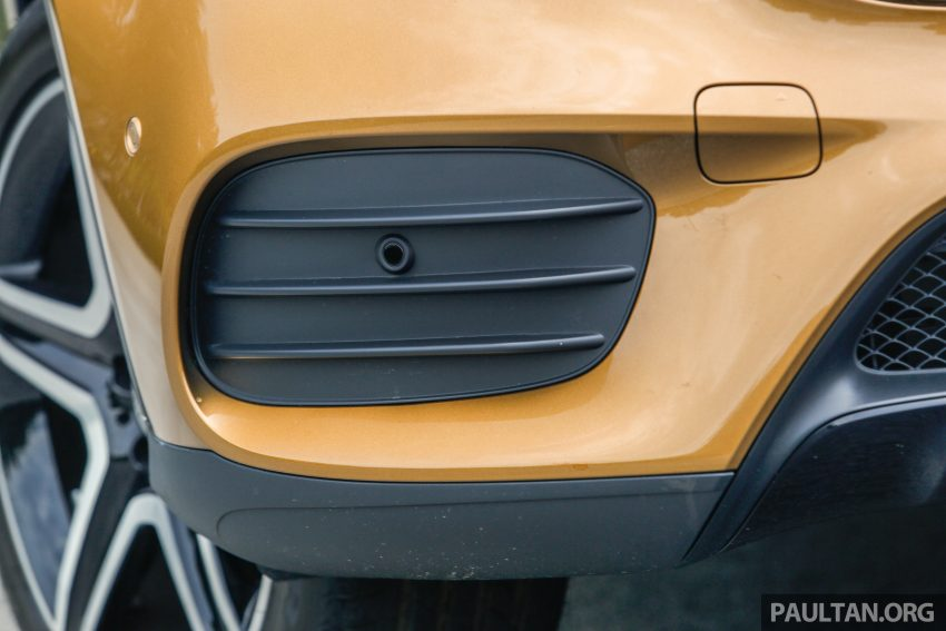 试驾:Mercedes-Benz GLA 250 AMG Line,年轻热血! Image #38480