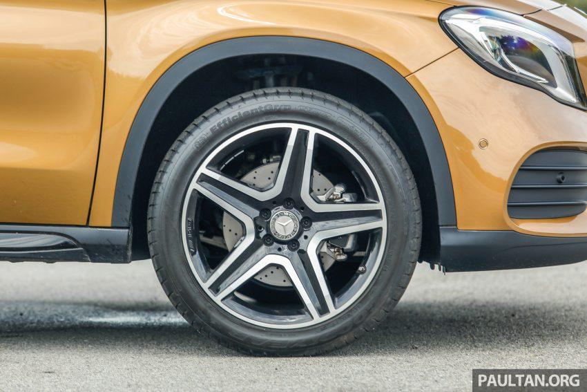 试驾:Mercedes-Benz GLA 250 AMG Line,年轻热血! Image #38483