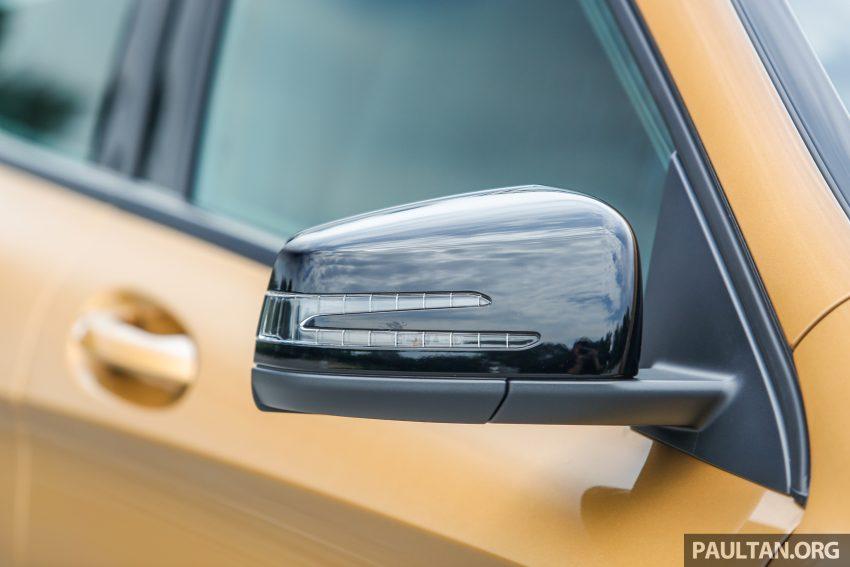 试驾:Mercedes-Benz GLA 250 AMG Line,年轻热血! Image #38484