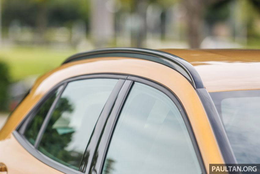 试驾:Mercedes-Benz GLA 250 AMG Line,年轻热血! Image #38487