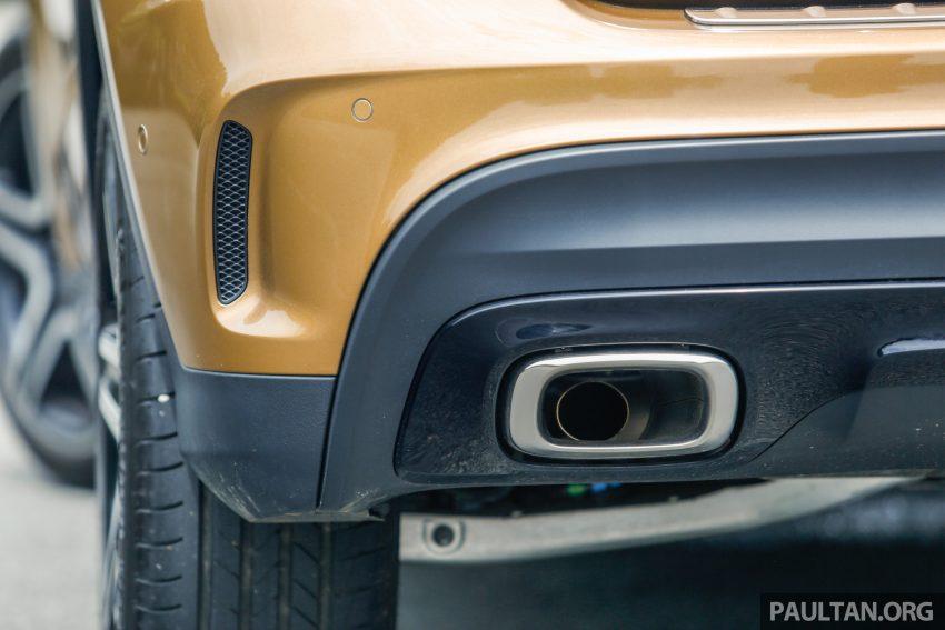 试驾:Mercedes-Benz GLA 250 AMG Line,年轻热血! Image #38495