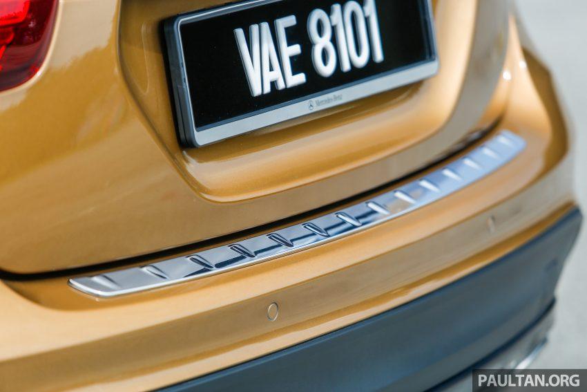 试驾:Mercedes-Benz GLA 250 AMG Line,年轻热血! Image #38498