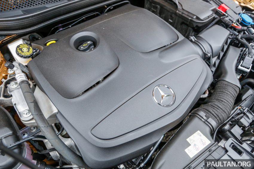 试驾:Mercedes-Benz GLA 250 AMG Line,年轻热血! Image #38503