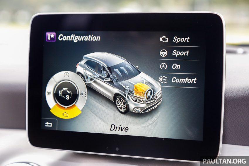 试驾:Mercedes-Benz GLA 250 AMG Line,年轻热血! Image #38514